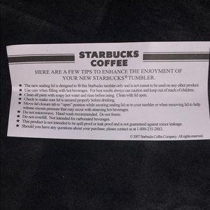Starbucks Other - Starbucks HTF Owl 🦉 kids Tumbler